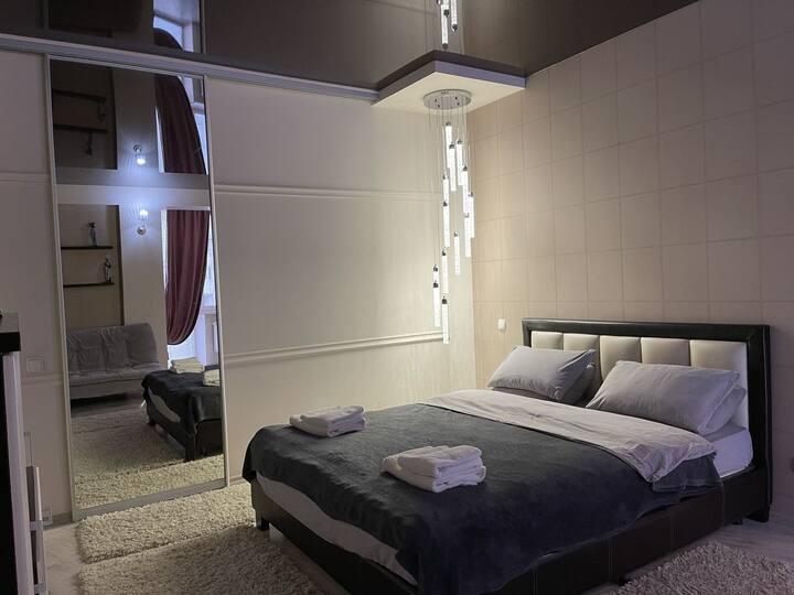 Красивая и уютная квартира в центре г.Кишинёв. .