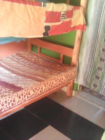 TeJoan Cosy homestay in Bungoma town.