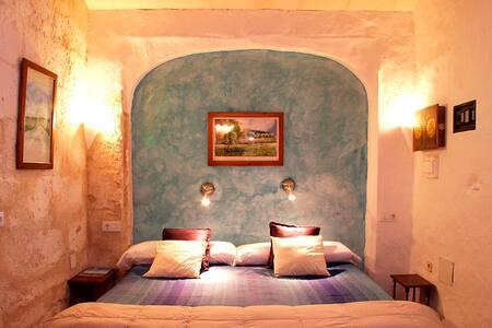 Cálida y acogedora con baño-ensuite - Sant Climent - Bed & Breakfast