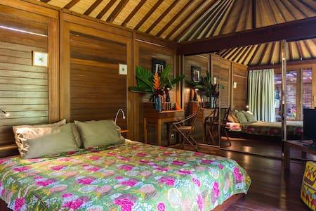 bungalow au coeur du vrai Bali - Tegallalang