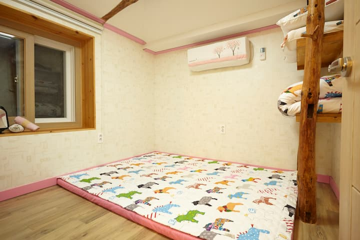 Single Room (Korean Ondol Style)