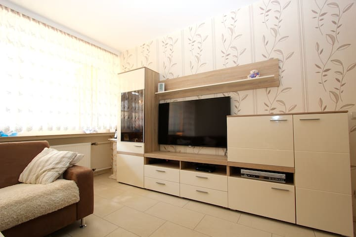 ID 4862 | 4-room-apartment wifi - Hannover - Lejlighed