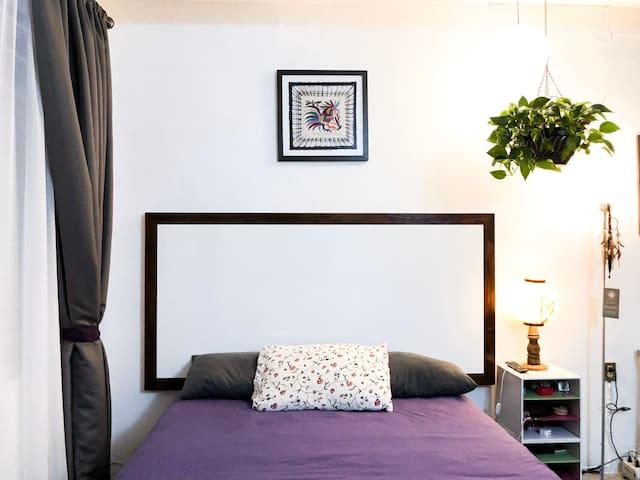 Cómoda suite en el corazón de Xalapa