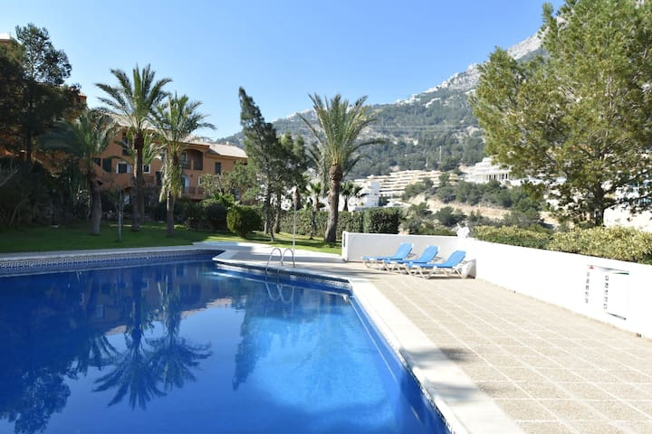 Tranquil Apartment in Altea with Swimming Pool