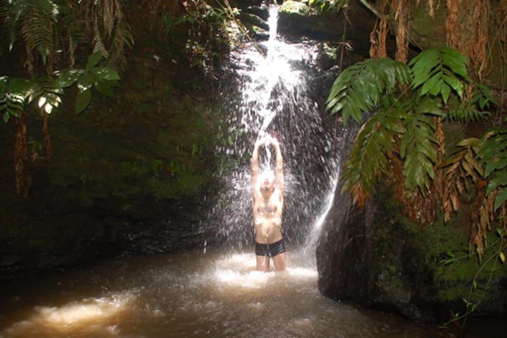 Cachoeira de Aratron