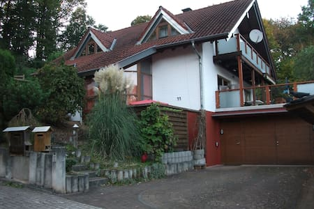 85qm   Gemütliche ruhige Wohnung - Fischbach - 公寓