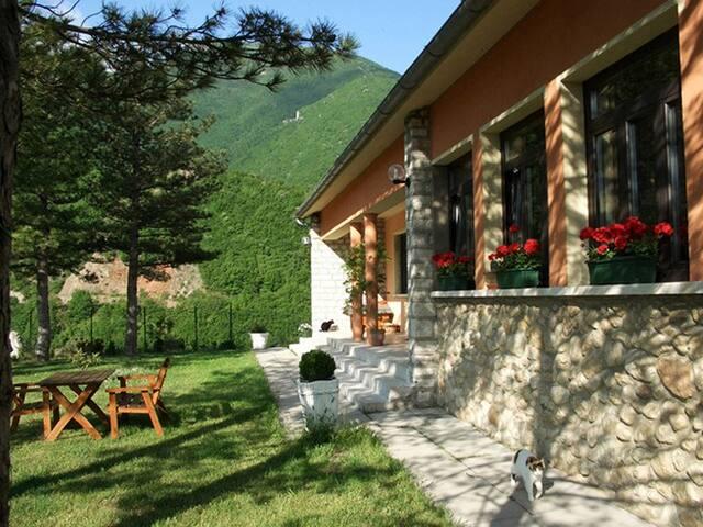 B&B Villa Taddea: un'oasi di pace - Piobbico - Bed & Breakfast
