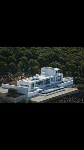Spectacular modern house Zante