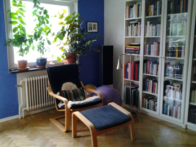 Terrace house in Stockholm - Stockholm - House