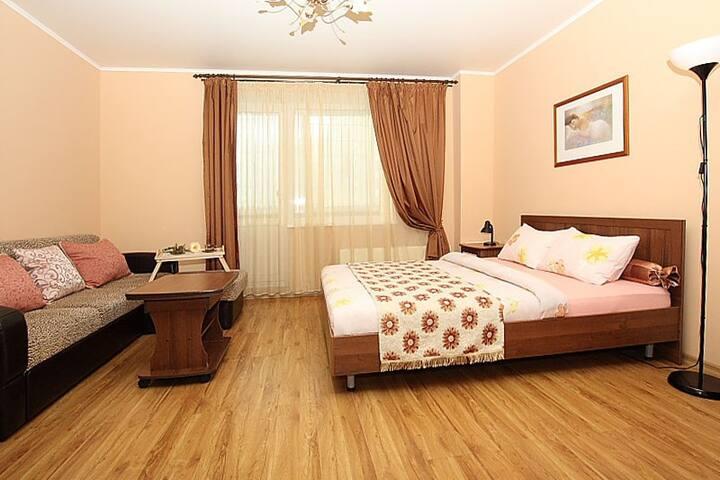 Альт отель апартаменты (212)