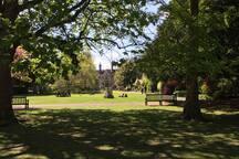 Southover Gardens