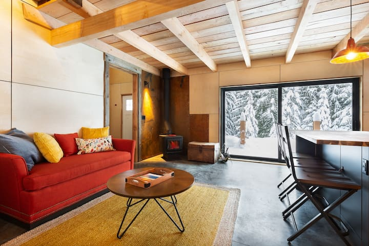 Rusted Bear Cabin - RED Mountain Resort