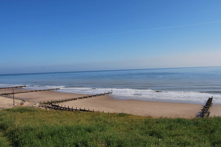 Luxury! 5 mins beach, dog friendly. - Overstrand - House