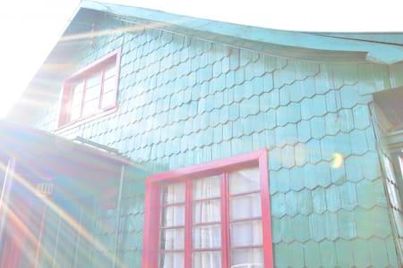 B&B Lugar de Chelles - Castro - Guesthouse