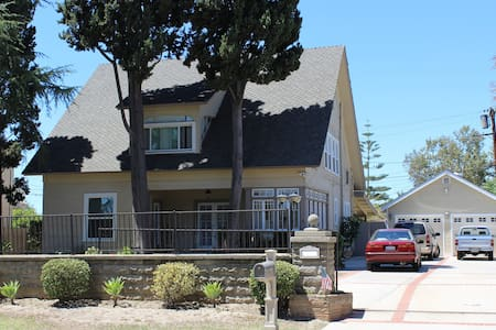E CASA LOS PINOS RM 1 - North Hollywood - Bed & Breakfast