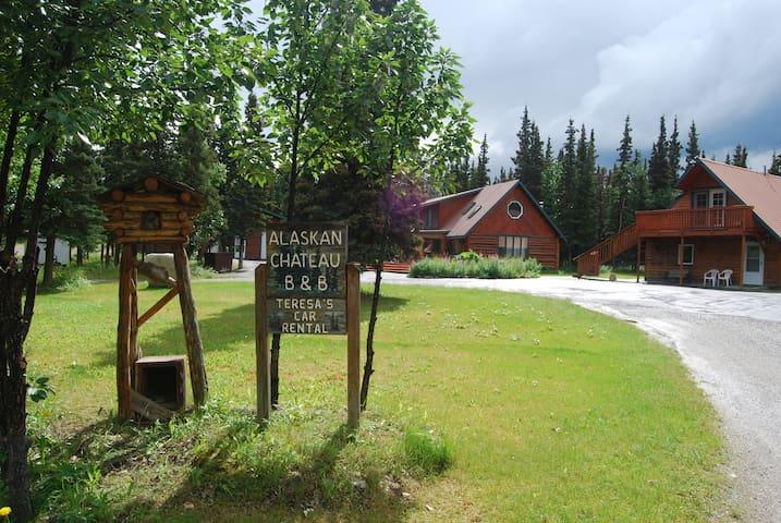 Alaskan Chateau Studios: Studio #6