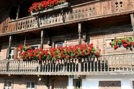 140m² in 400 Jahre altem Bauerhaus - Unterlangkampfen