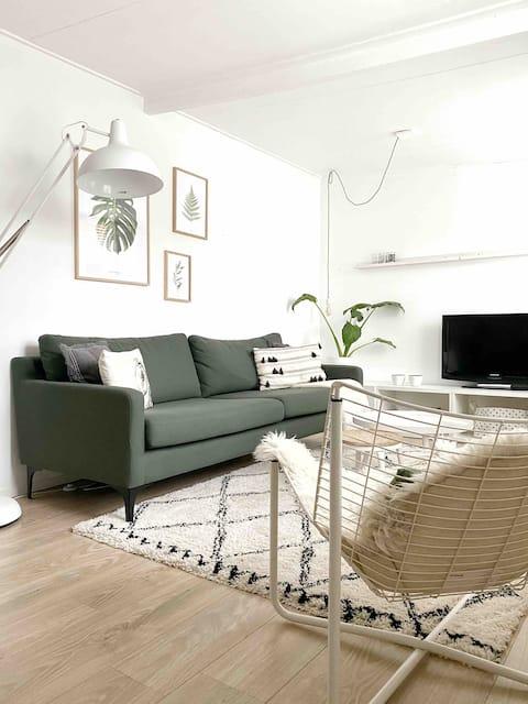 Appartement ' Wind mee' op West
