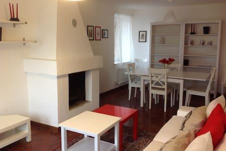 Accogliente appartamento con camino - Camporovere - Apartmen