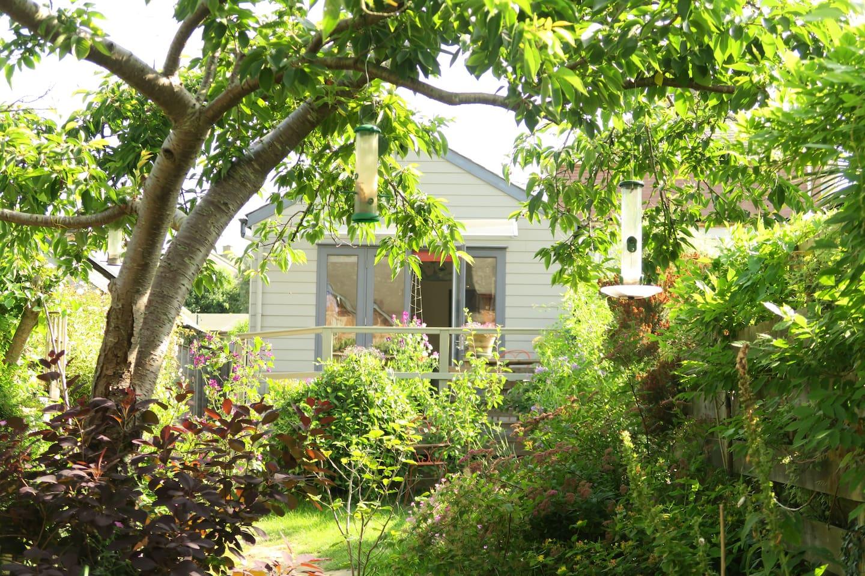 Sunny Garden studio room
