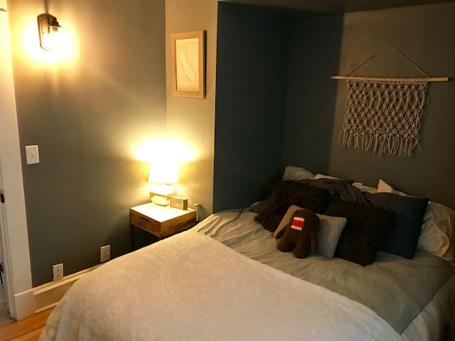 Private and clean room near US Bank Stadium