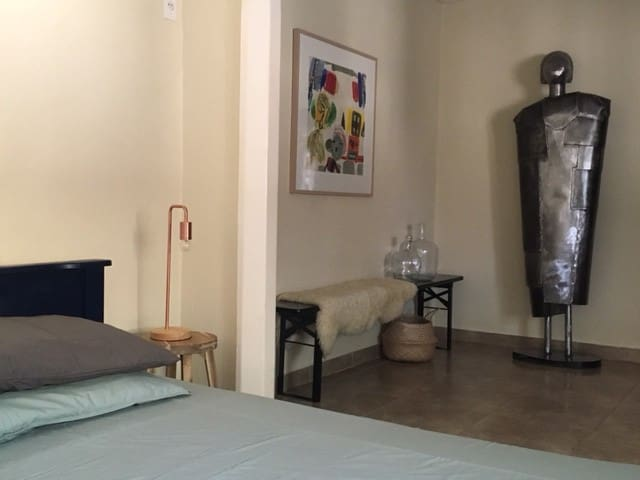 Big apartment 'Cactus' for 2 with a Superhost