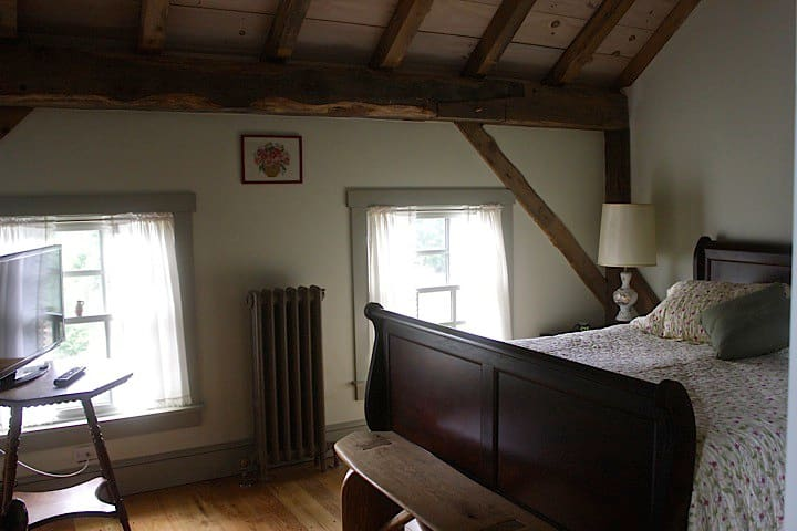 Stone Oak Tree Farm Canaan Fir Room - Slate Hill - Bed & Breakfast