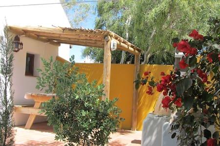 Casa estilo autóctono  - 巴貝特 - 小屋
