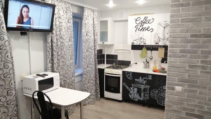 Уютная студия в центре Перми