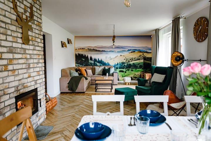 Dom Panorama w Wiśle