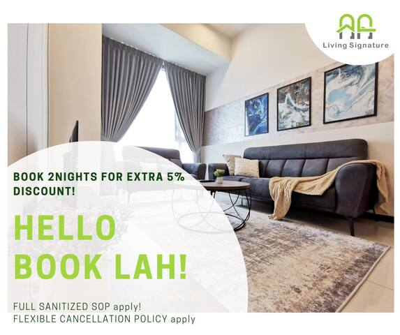 HELLO! Last Minute Deal! CAN BOOK LAH #OpusKL