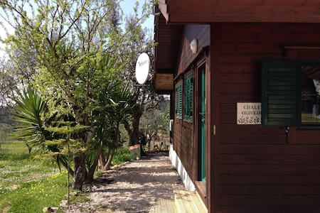 Chalet Oliveira ( max 5 persons)  inc Wifi & DVD - Tomar - 샬레(Chalet)