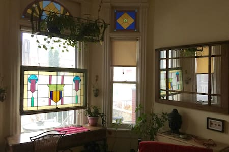 ANNEX Area: Private Room, Victorian Character Home - Toronto - House
