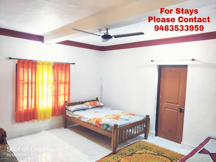Aiyappa Home Stay (Couple Friendly)