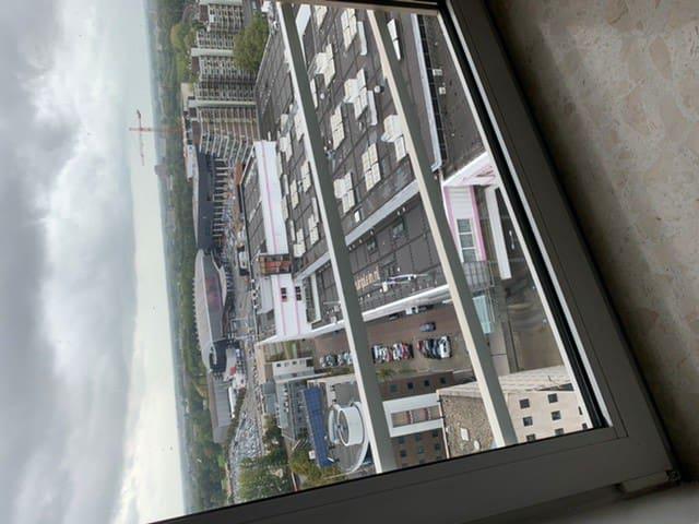 21 floor! Next to Ahoy Eurovision
