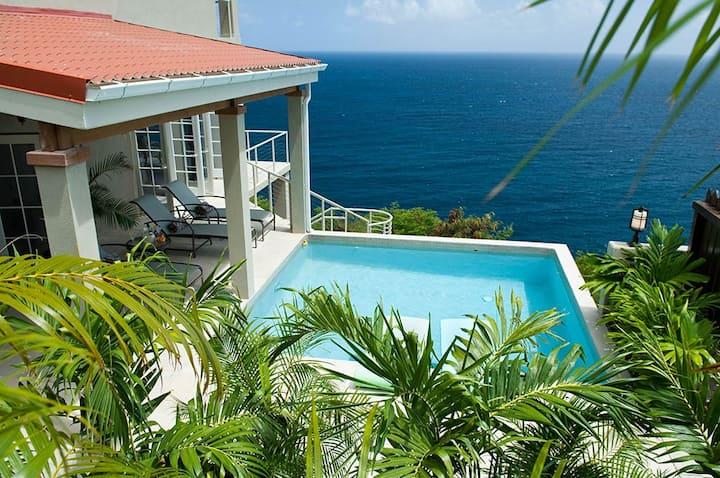 Sopra Mare - Ocean Front Villa
