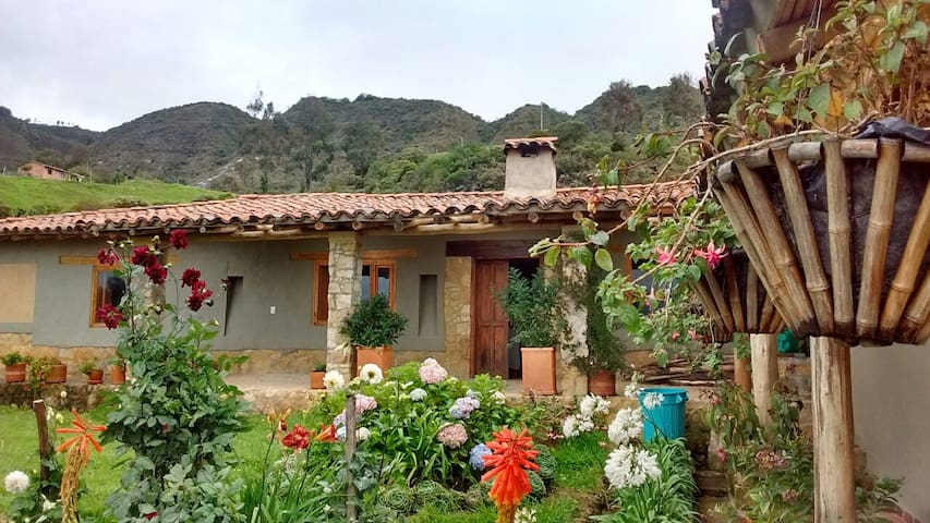 ¡ Lovely house on the top of the Andes !