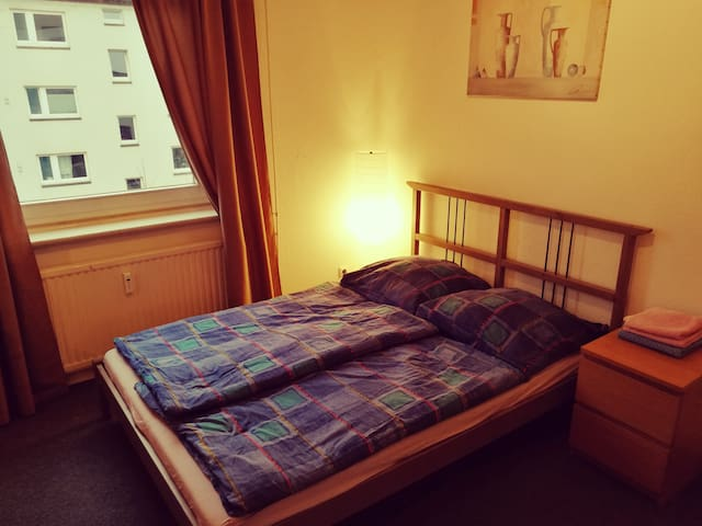 Central & Quiet Room - Hamburgo - Apartamento