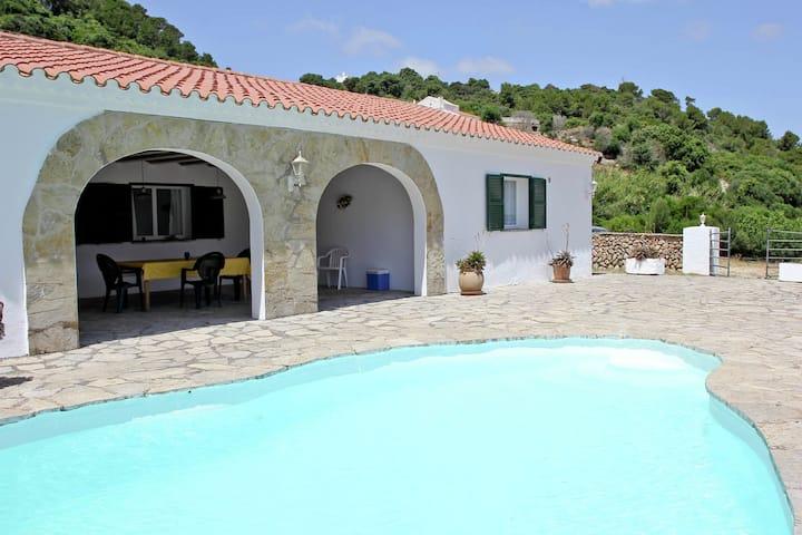 Luxueuse demeure à Es Mercadal avec piscine privée