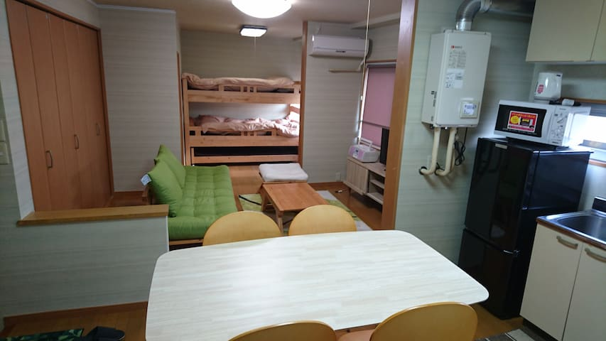 Quiet room(36.53㎡)in the center of Shinjuku