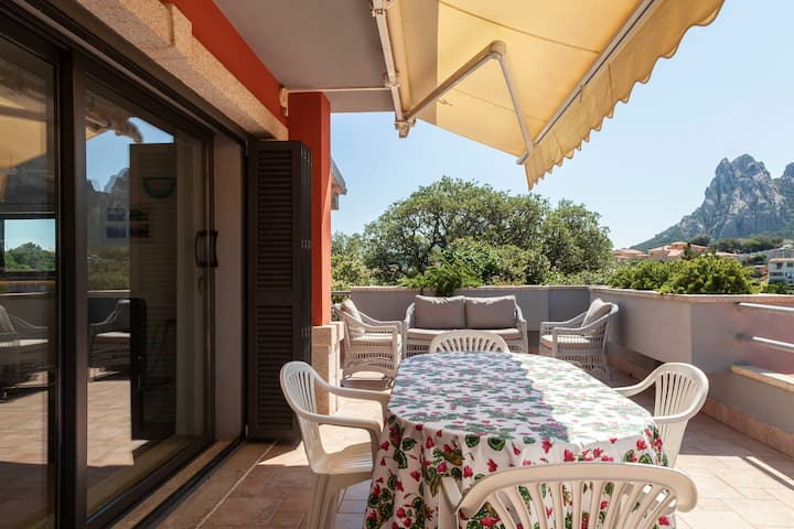 Beautiful apartment in San Pantaleo