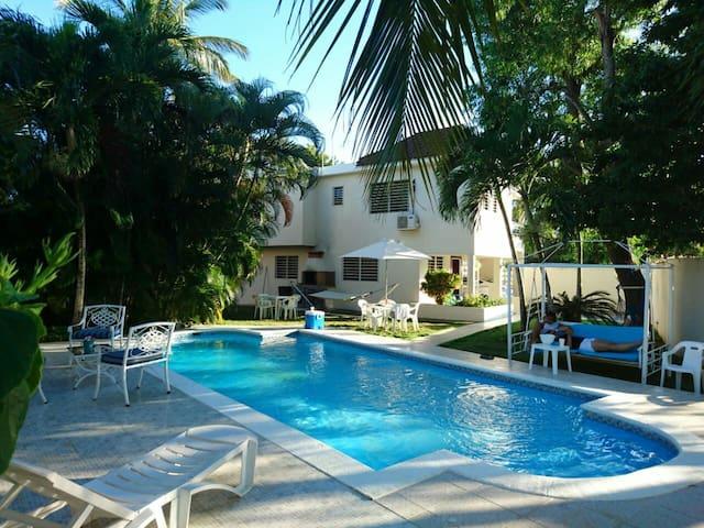 Villa Privada a 2 mins de la Playa Juan Dolio