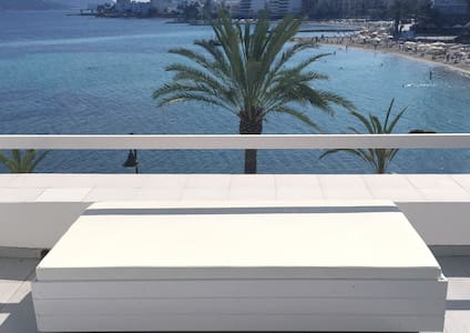 Modern Apt with Amazing Sea View - Eivissa