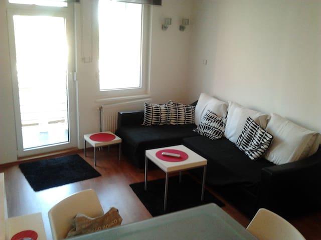City center apartment - Novi Sad - Apartment