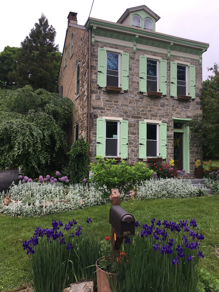 Hill Road Stone Farmhouse 3