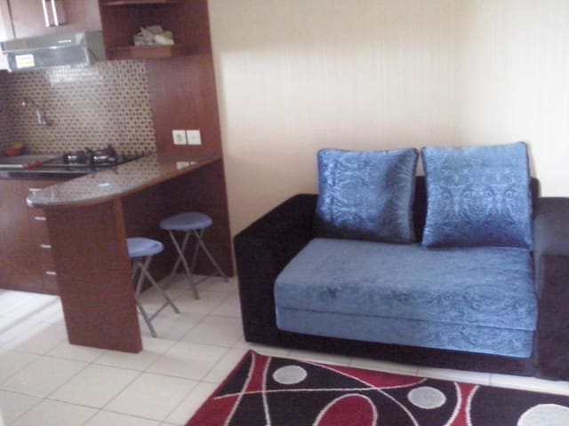 Clean and Tidy 2 bedrooms apartment - Pancoran