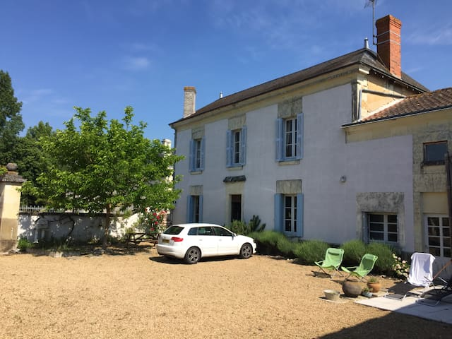 Rustic French Farm House