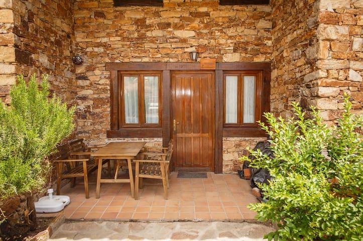 Casa La Solana en Horcajuelo de la Sierra