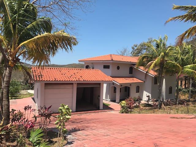 Villa with pool & stunning beach view - San Juan del Sur - Villa