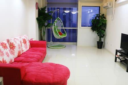 温馨家庭复式房 - Peking - Huoneisto